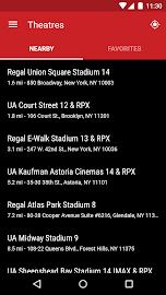 Regal Cinemas Screenshot 4