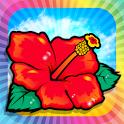 沖スロ OKI LIFE 〜 ハイビスカス 沖スロアプリ icon