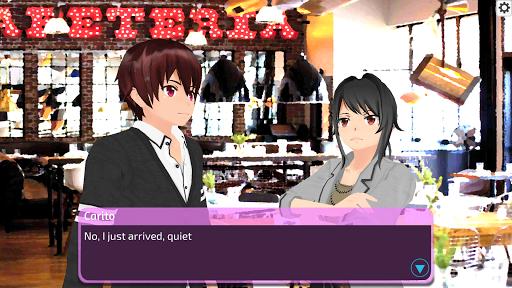 Code Triche Beating Together - Visual Novel APK MOD screenshots 4