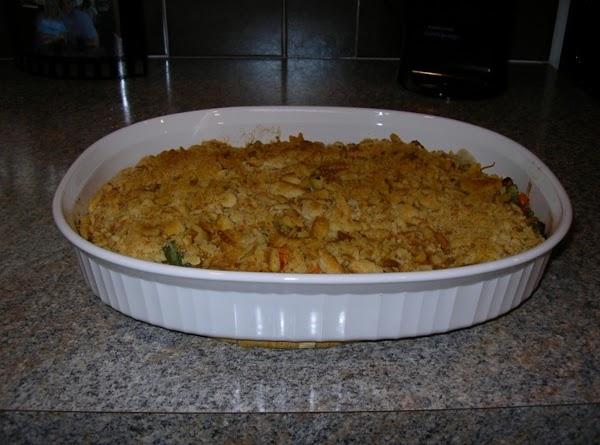 Chicken Veggie Casserole Recipe