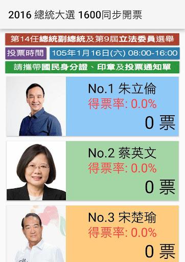 2016台灣總統大選