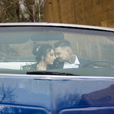 Wedding photographer Tikhon Koryakin (tikhonkoriakin). Photo of 25.04.2017