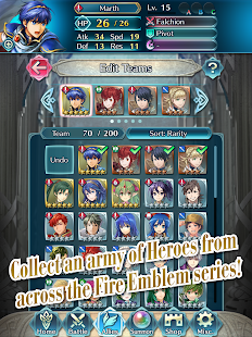 Fire Emblem Heroes- screenshot thumbnail