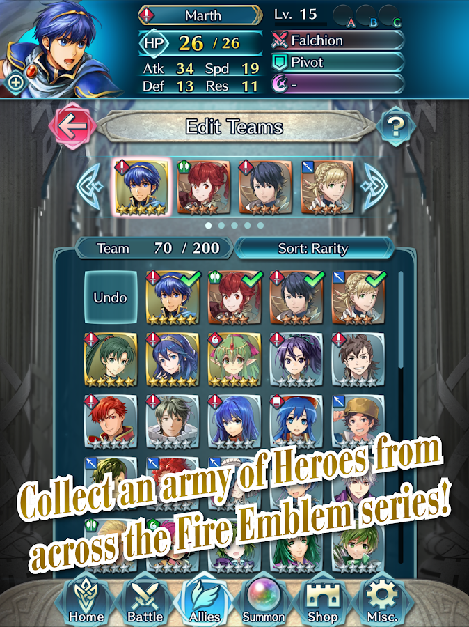 Image result for Fire Emblem Heroes Book 2