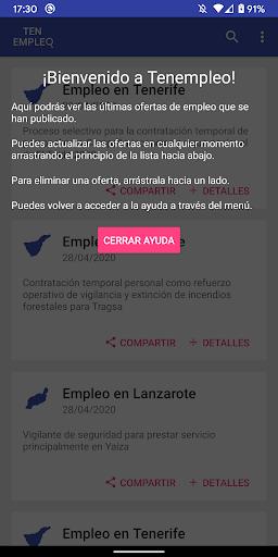 Empleo en Canarias - Tenempleo ss3