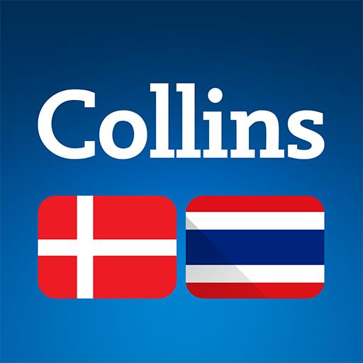 Collins Thai<>Danish Dictionary Icon