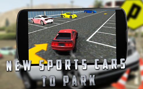 City SUV 4x4 Parking Drive Simulation Racing Game - náhled