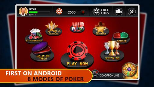 Poker Offline and Live Holdem 1.37 screenshots 2