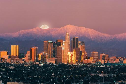 California Live Wallpaper