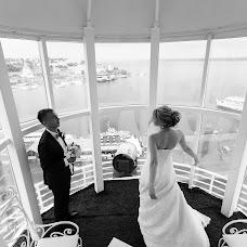 Wedding photographer Sergey Ilin (man1k). Photo of 30.09.2017