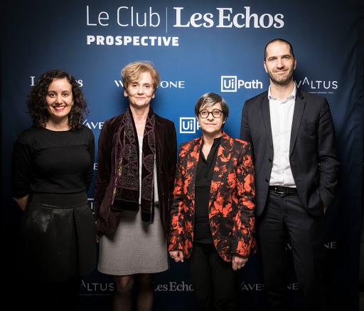 CLUB LES ECHOS PROSPECTIVE AVEC CATHERINE GUILLOUARD - WAVESTONE