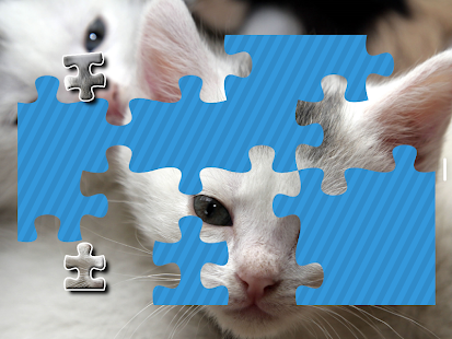 Kittens Jigsaw Puzzle Free- screenshot thumbnail