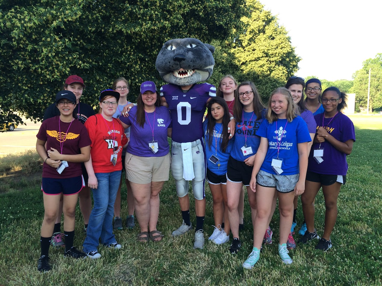 Summer Willie the Wildcat