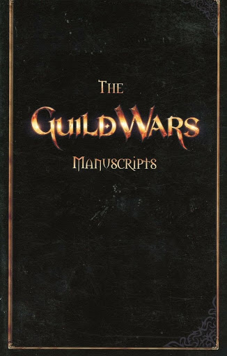 Video game instruction book:The Guild Wars Manuscripts