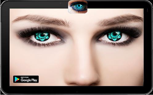 Sharingan Eyes - náhled