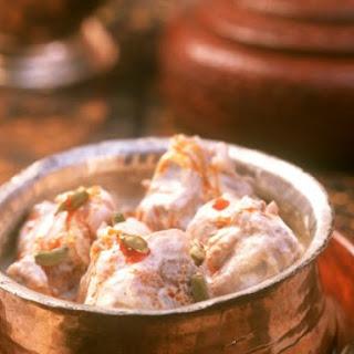 Creamy Indian Lamb Dish