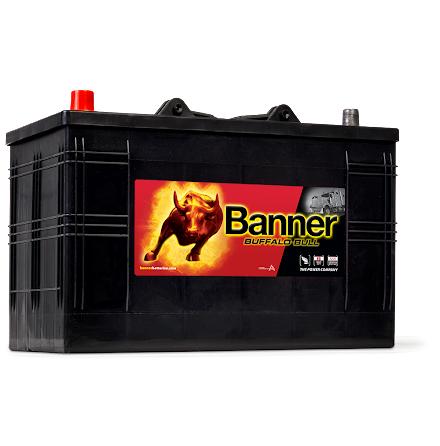 Startbatteri Banner BB12V/110A