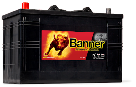 Banner Buffalo Bull 12v 110Ah 61048