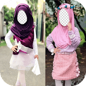 Hijab Kids Photo Maker