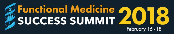 Functional medicine Success Summit 2018