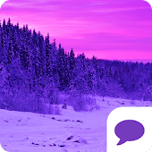 Purple Theme for KakaoTalk