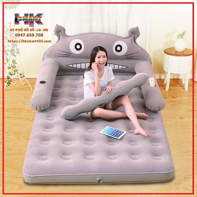 Giường bơm hơi tiện lợi