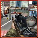 City Sniper Shot - Survival War 3D icon