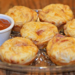 Pepperoni Pizza Muffins Recipe – Weight Watchers Swap It Challenge #2.
