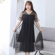 Đầm dạ hội big size thiết kế đơn giản