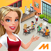 My Café: Recipes & Stories Restaurant Kochen Spiel