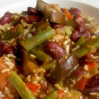 Red Kidney Bean Jambalaya