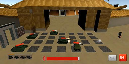لقطات من Battle Tank Against Robots 7