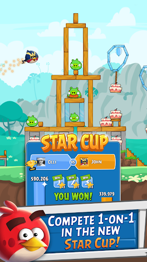 Angry Birds Friends 4.9.0 Screenshots 2