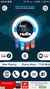 Desi World Radio - náhled