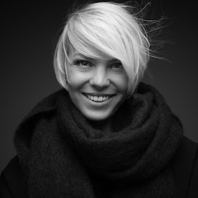 Julie by Jon-Eirik Boholm - People Portraits of Women (  )