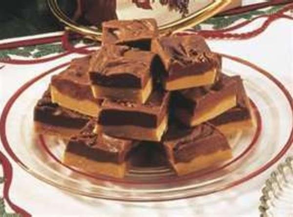 Luscious Double Fudge Squares Recipe