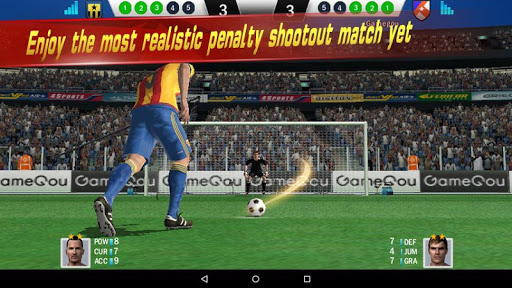 Soccer Shootout screenshot 18