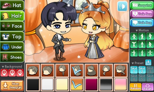 Pretty Girl's Romeo&Juliet Style 1.0.0 screenshots 2