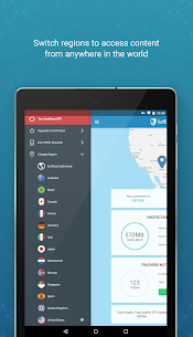 SurfEasy Secure Android VPN App Download For Android 6