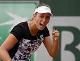 Elise Mertens vervolledigt knappe comeback tegen Lepchenko en plaatst zich voor tweede ronde