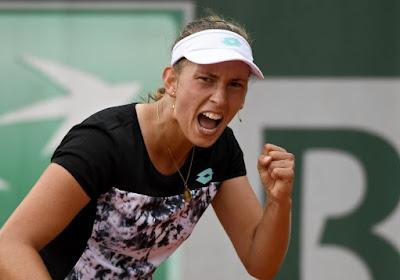 WTA Eastbourne : Mertens balaye Kuznetsova et file en huitième