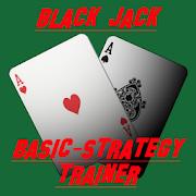 Black Jack Basic-Strategy Trainer