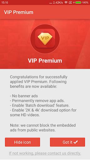 VIP Premium  screenshots 1