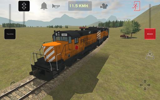 Train and rail yard simulator 1.0.3 screenshots 7