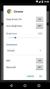 Settings App Pro - AutoSetting Screenshot