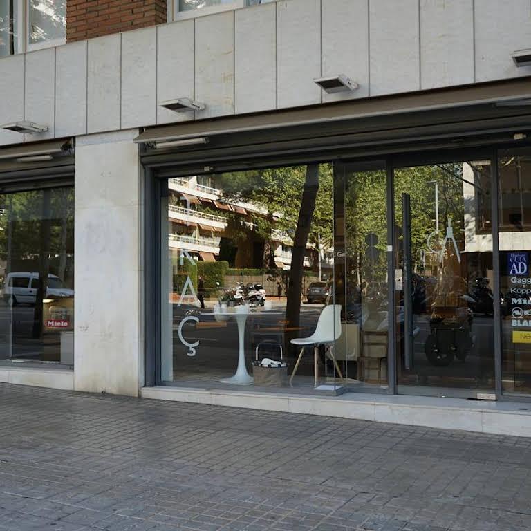 Tra cocinas santos barcelona tienda de muebles de - Cocinas barcelona ...