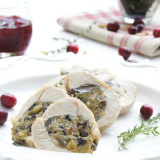 STUFFED TURKEY TENDERLOIN