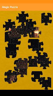 Majic Jigsaw Puzzle - náhled