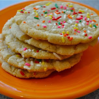 Chewy Sugar Cookies No Eggs Recipes.