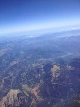 Photo: There is internet onboard Norwegian Flight, so I took photos and put on Facebook while flying. Thought that was cool... a bit like an old farmer's wife on a plane for the first time...